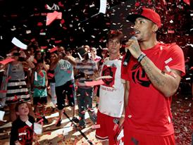 adidas D Rose Tour, Paris, Madrid, Spain, Basketball Event, 2