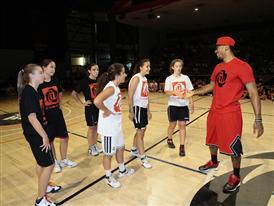 adidas D Rose Tour, Paris, Madrid, Spain, Basketball Event, 1