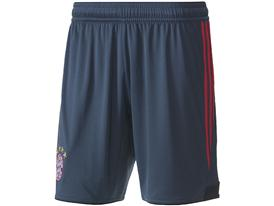 FCB Third Shorts front