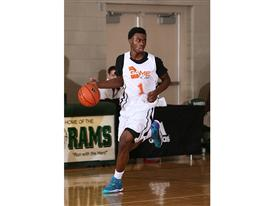 Jaylen Brown - adidas Super 64 (day 1)