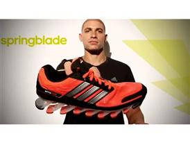 adidas Springblade - New Orleans Saints' Jimmy Graham