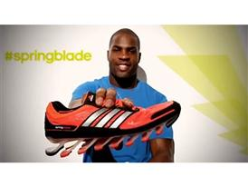 adidas Springblade - Dallas Cowboys' Demarco Murray