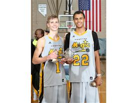 Rex Pflueger and Cameron Walker - Super 64 (day 5)