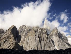 Severance Ridge, Karakorum, Pakistan