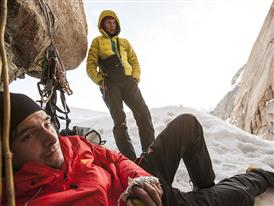 Flo Dertnig and Max Berger, Karakorum, Pakistan