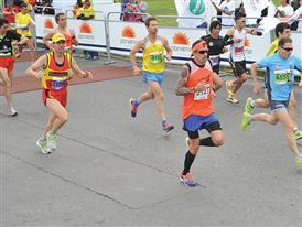 adidas y la media maratón de Bogotá; una alianza que crece 12