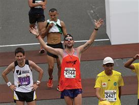 adidas y la media maratón de Bogotá; una alianza que crece 13