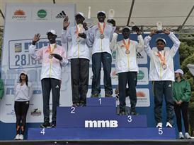 adidas y la media maratón de Bogotá; una alianza que crece 21