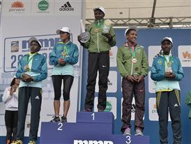 adidas y la media maratón de Bogotá; una alianza que crece 22