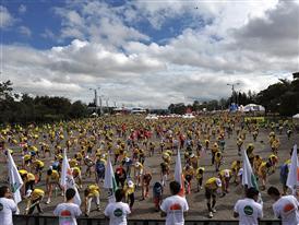 adidas y la media maratón de Bogotá; una alianza que crece 24
