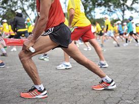 adidas y la media maratón de Bogotá; una alianza que crece 25