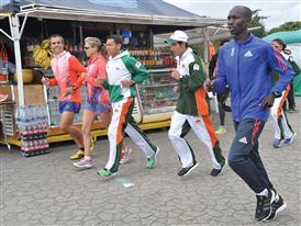adidas y la media maratón de Bogotá; una alianza que crece 35