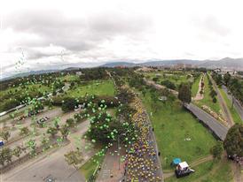 adidas y la media maratón de Bogotá; una alianza que crece 37