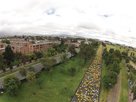 adidas y la media maratón de Bogotá; una alianza que crece 38