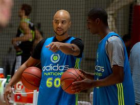 Jerryd Bayless - adidas Nations (day 3)