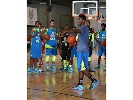 Iman Shumpert - adidas Nations (day 3)