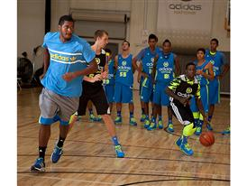 Derrick Favors - adidas Nations (day 3)