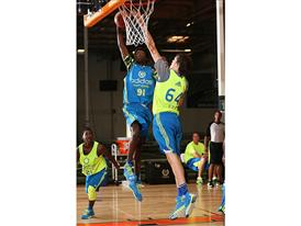 Daniel Hamilton - adidas Nations (day 3)