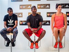 adidas IAAF Athletics World Championship 1