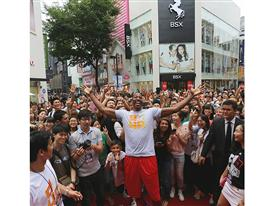 adidas D Howard Tour in Seoul, South Korea, 4