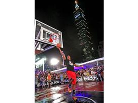 Dwight Howard and adidas Launch D Howard 4, Tip-Off Asia Tour 5