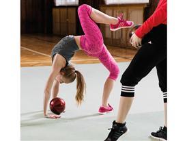Stylowo w gimnastyce artystycznej  – adidas Women jesień/ zima 2013