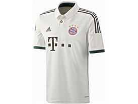 FCB Away Jersey front