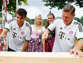 Trikot Launch FC Bayern München 1