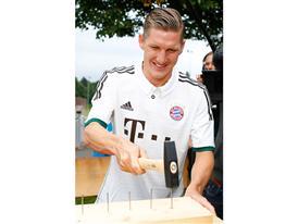 Trikot Launch FC Bayern München 3