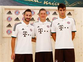 Trikot Launch FC Bayern München 8