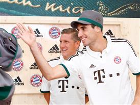 Trikot Launch FC Bayern München 9