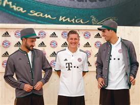 Trikot Launch FC Bayern München 10