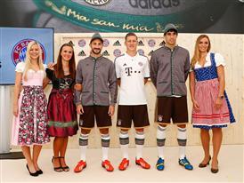 Trikot Launch FC Bayern München 12