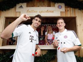 Trikot Launch FC Bayern München 13