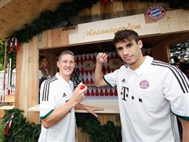 Trikot Launch FC Bayern München 14