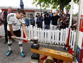Trikot Launch FC Bayern München 17