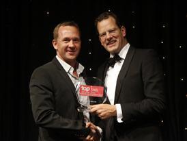 adidas_Top Employer 2014 Awards_Managing Director Roddy van Breda