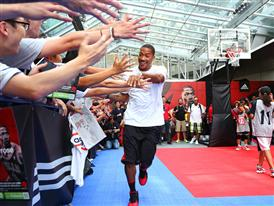 adidas D. Rose Tour in Sendai, Japan, 4