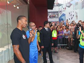 adidas D. Rose Tour in Beijing, China, 1