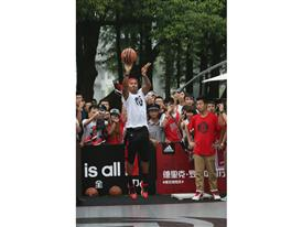 adidas D. Rose Tour in Hangzhou, China 1