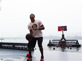 adidas D. Rose Tour in Hangzhou, China 3