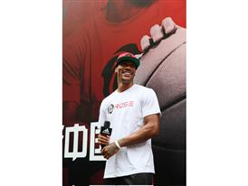 adidas D. Rose Tour in Wuhan, China