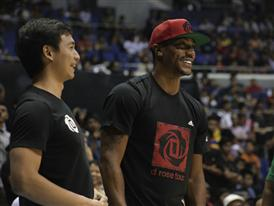 adidas D Rose Tour in Manila, Philippines 1
