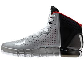 D Rose 4, Home, Medial Side