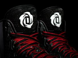D Rose 4 Away, Detail 3