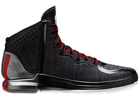 D Rose 4, Away, Lateral Side, (G67399)