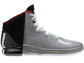 D Rose 4, Home, Lateral Side, (G67398)
