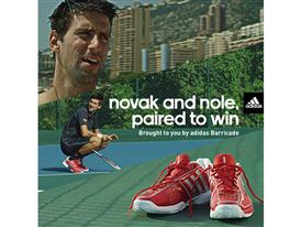 Novak and Nole – paired to win