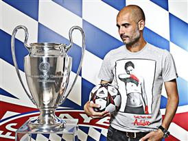 "Josep ""Pep"" Guardiola - 1"