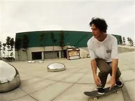 adidas skateboarding da la bienvenida a Dennis Durrant a su International Team